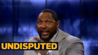 ray lewis i d take a dominant defensive player over dominant quarterback   undisputed