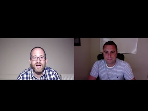 Voice Stak interview with Mark Thompson
