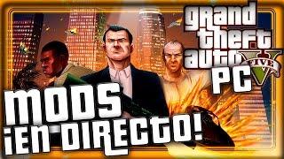 GTA 5 PC (MODs) - ¡PETANDO y CRASHEADO nuestro GTA!