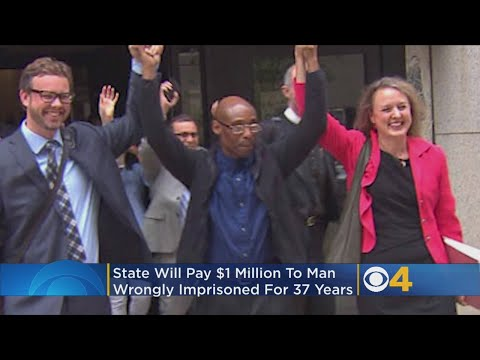 State Will Pay $1 Million To 'Clearly Innocent' Man Imprisoned For 37 Years