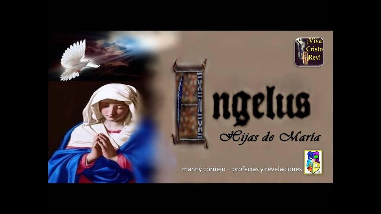 Angelus en Latin - Cantado por Hijas de María