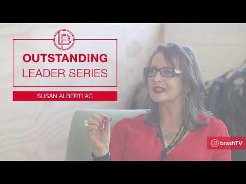 Outstanding Leader Series - Susan Alberti AC