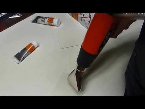 cours peinture acrylique 10 tutoriel craquelures sur toile youtube. Black Bedroom Furniture Sets. Home Design Ideas
