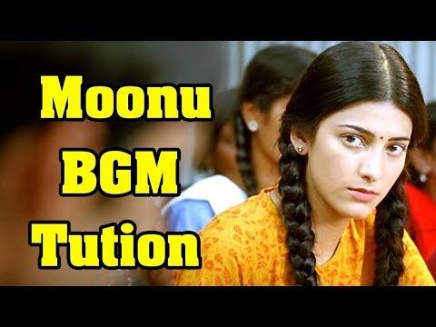 Moonu -3 Dhanush Love Proposal Jananai Best Bgm