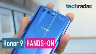 Honor 9 hands-on review: Shiny P10, slashed price
