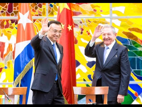 Highlights of Premier Li Keqiang's visit to Cuba