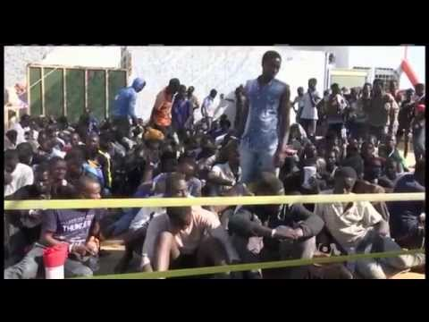Straight Talk Africa   African Refugee Crisis