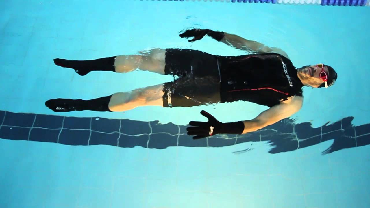 d6799650e09 Testing the Zone3 Neoprene Buoyancy Shorts with Create Fit - YouTube