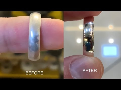 How to clean and Shine Silver Jewelry