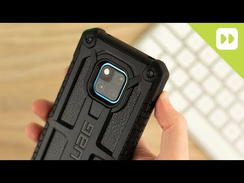 UAG Monarch Huawei Mate 20 Pro Protective Case Review