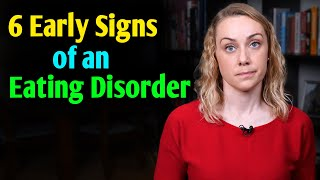 Do You Know The Early Signs of an Eating Disorder? | Kati Morton