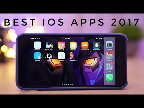 TOP 10 BEST iOS APPS 2017 | MUST HAVE
