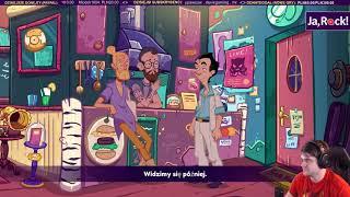 Podryw na MOLO - Leisure Suit Larry: Wet Dreams Don't Dry (#4) / 09.11.2018 (#4)