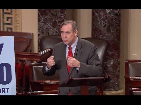 Merkley: STOP the DARK Act! (FULL)
