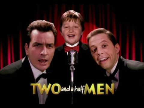 TWO and a half MEN  theme song  -