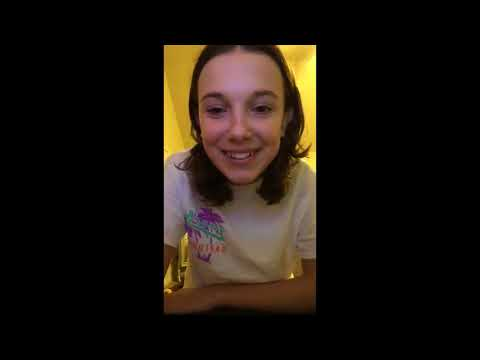 Millie Bobby Brown confirms she is dating Jacob Sartorius