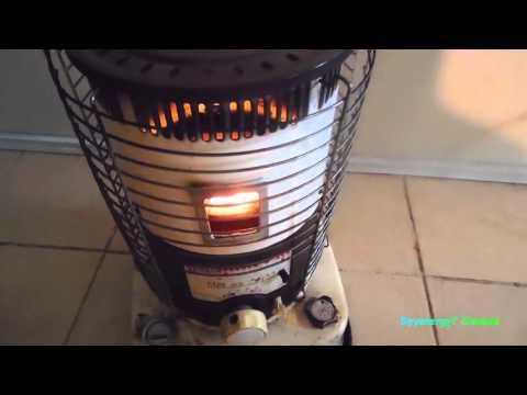ULSD Diesel in Kerosene Heater, extensive use