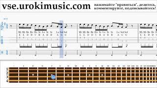 Как играть на Мандолине Drake - God's Plan Табы um-i821