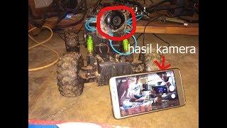 tutorial membuat kamera pengintai