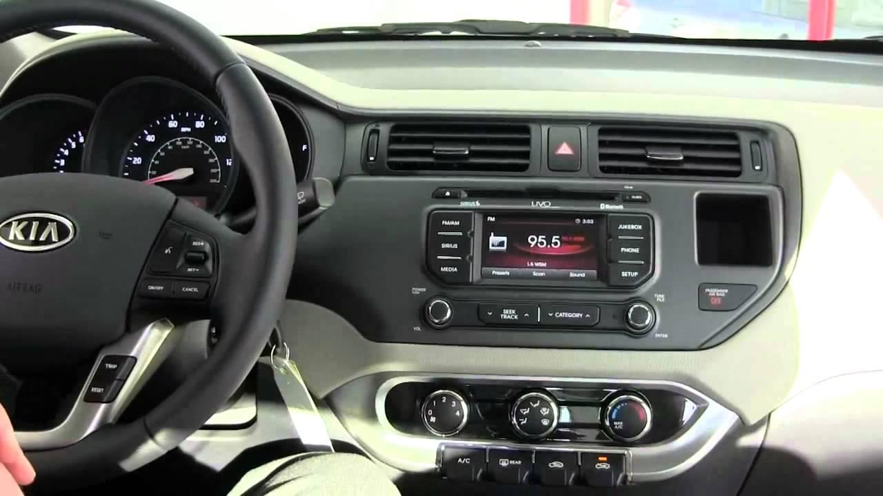 تجربة قيادة كيا ريو 2012 Youtube