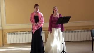 Пролетна Песен - Гиргина и Пламена Гиргинови в гр Русе, 17.03.2018г