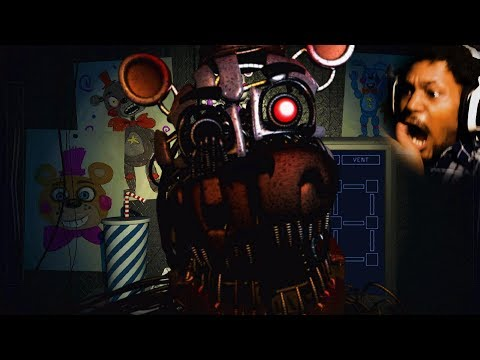 I HATE THIS GAME (and this game hates me)   Five Nights at Freddy's: Pizzeria Simulator (Part 2)