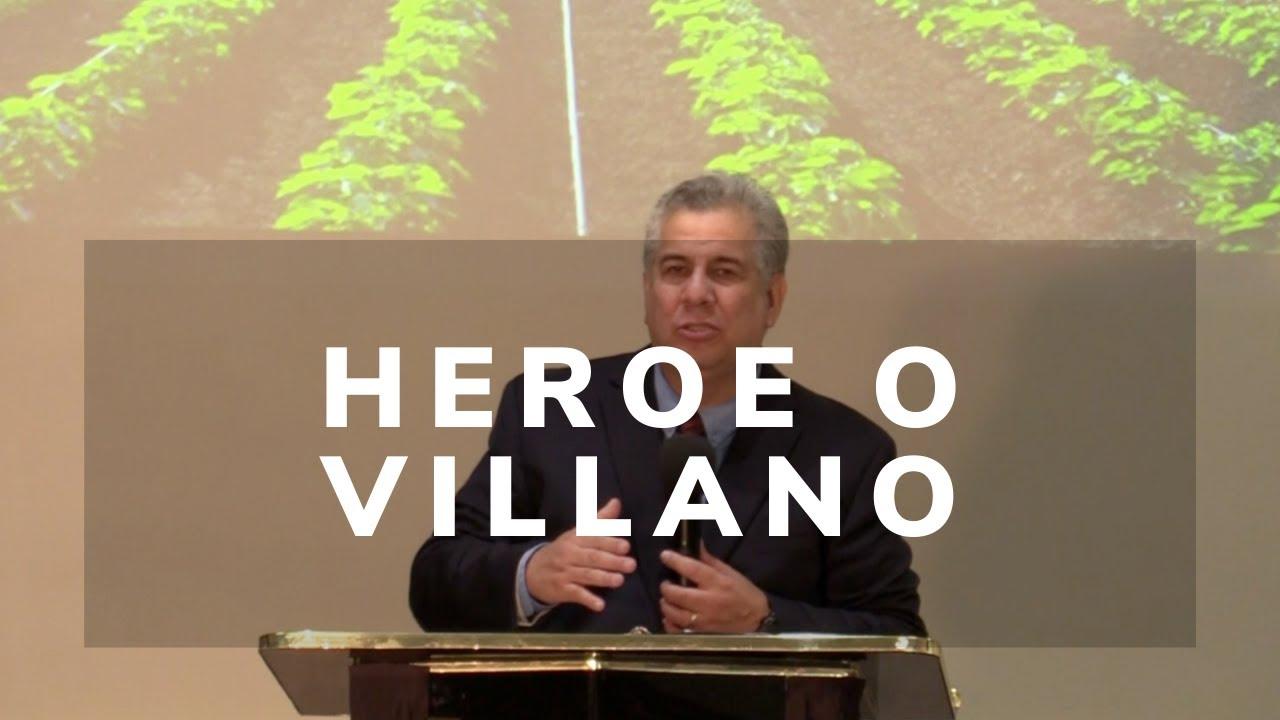 Gilberto Montes de Oca- Heroe o villano