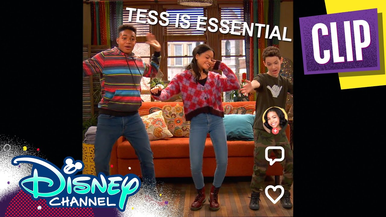 Download Bless This Tess   Raven's Home   Disney Channel