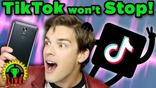Matpat Reacts to Funny Tik Tok Compilations!