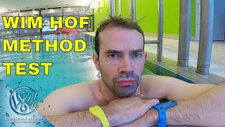 Wim Hof Method Breathing Test