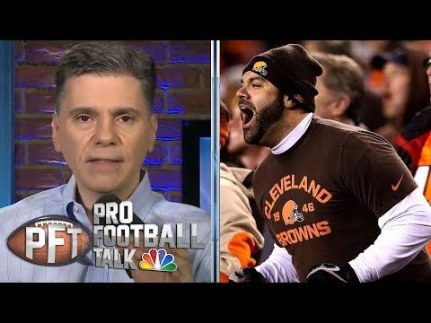 PFT Draft: Fan bases that deserve Playoff win | Pro Football Talk | NBC Sports