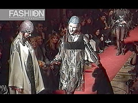 JEAN PAUL GAULTIER Fall 1993 Paris – Fashion Channel