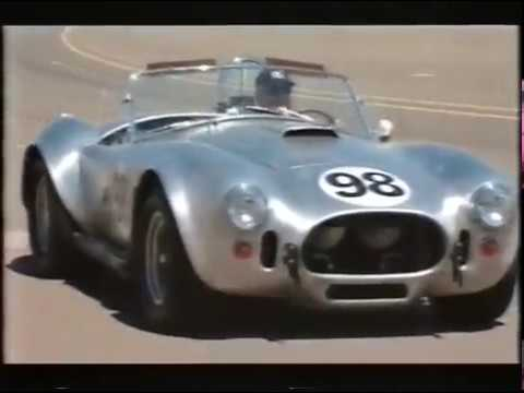 The Cars The Star Ac Cobra