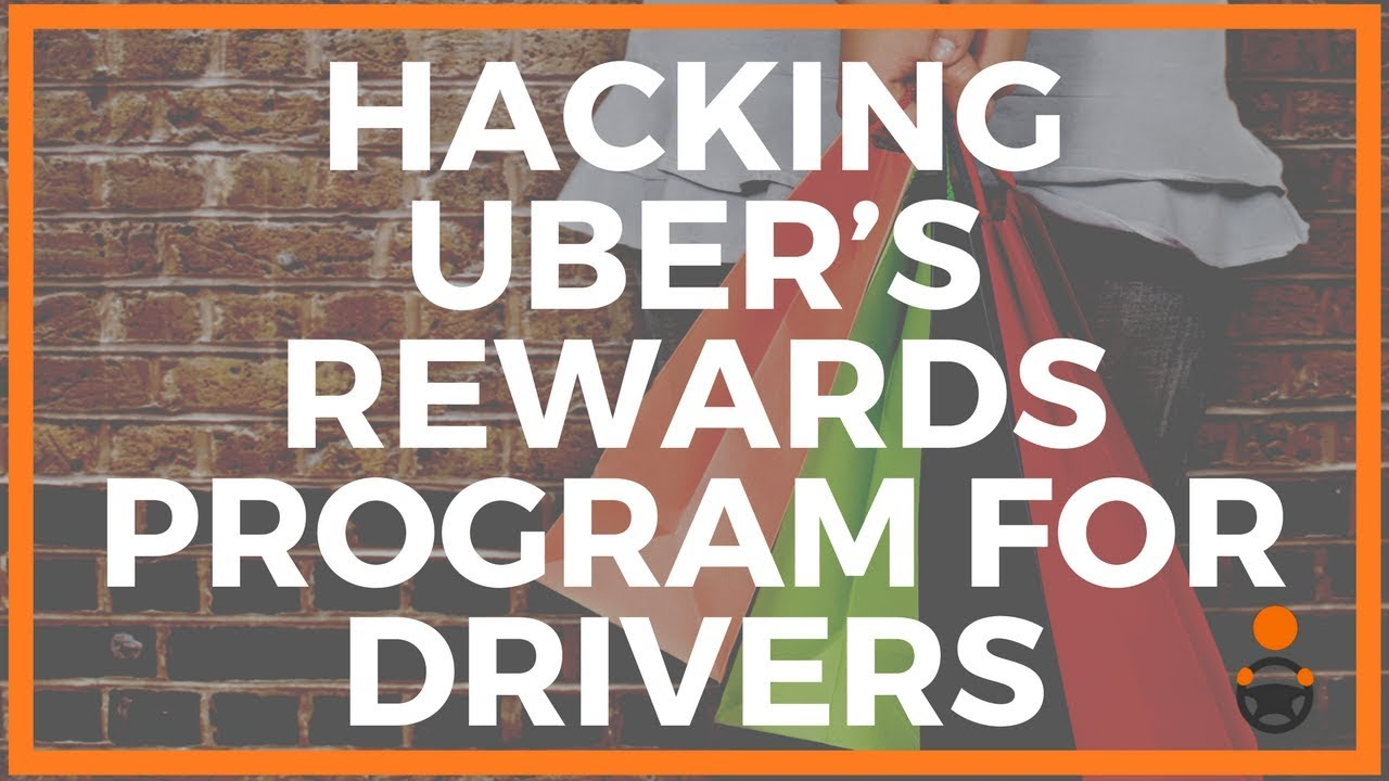 Hacking Uber's Rewards Program For Drivers