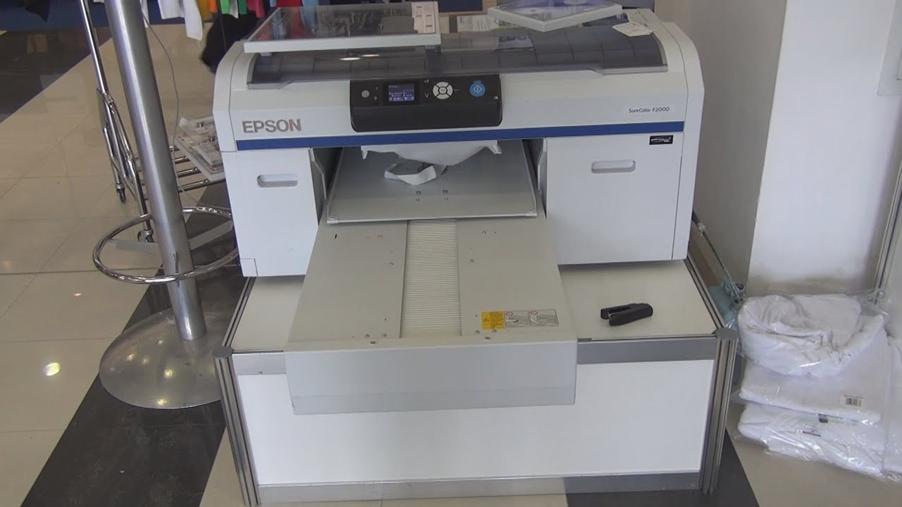 Epson F2100 Warranty