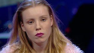 Tove Burman lever farligt efter solosången i Idol 2015 - Idol Sverige (TV4)