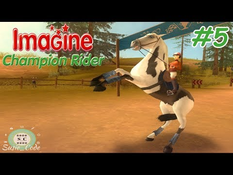 Let's Play || Imagine Champion Rider #5 - First Qualifying Round!