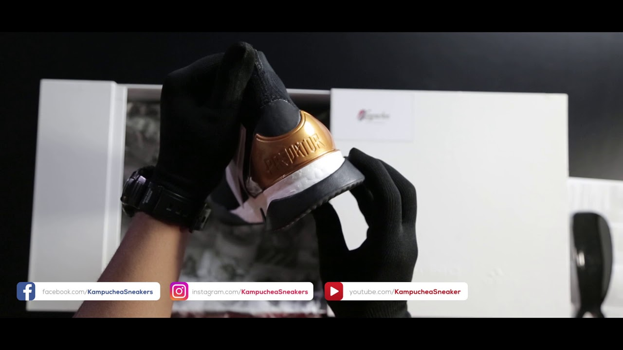 db55f6249bf UNBOXING   Adidas Predator Tango 18+ Limited collection