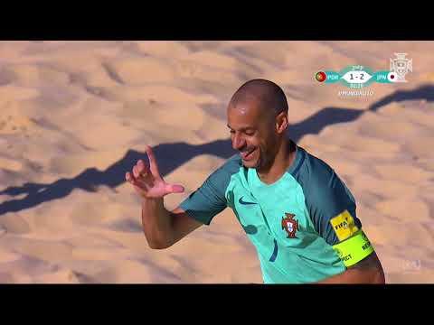 Mundialito Almada - 2018: Portugal 4-3 Japão