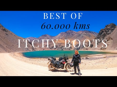 Most Memorable Events in 60.000 kilometers of Motorcycling the World