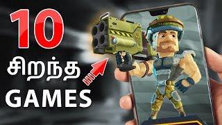 சிறந்த 10 Games | Top 10 Games For Android In June 2018