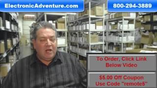 Original LG TV Remotes Control AKB72915206 - $5 Off Coupon - See Video - ElectronicAdventure.com