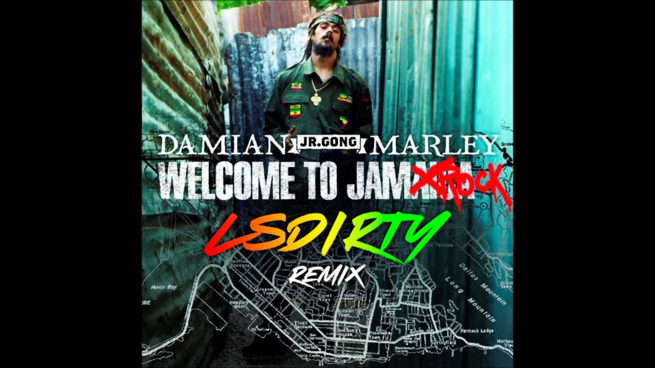 damian marley welcome to jamrock - 1280×720