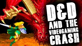 #RPG - Dungeons and Dragons and the Great Videogame Crash / Видео