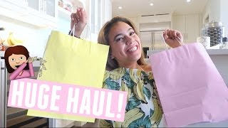 HUGE ROMPER, SHOES, AND ACCESSORIES HAUL! + Doing Makeup/Hair For Adelangel
