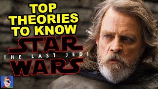 J vs Ben: The Last Jedi Theory Predictions