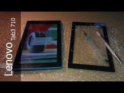 планшет Lenovo Tab3 710l \ замена тачскрина