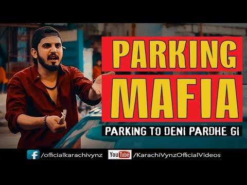 PARKING MAFIA | Karachi Vynz Official