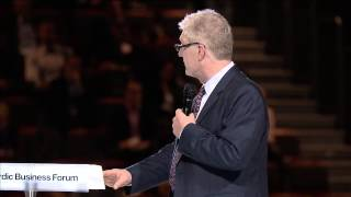 Sir Ken Robinson - How Finding Your Passion Changes Everything: Part 2 | Nordic Business Forum 2014
