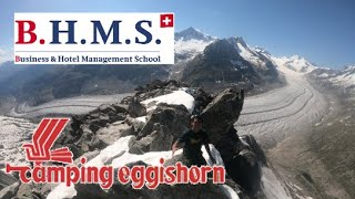 B.H.M.S. IMPROVING THE GUEST PLEASURE : CAMPING EGGISHORN (Cohort 30)